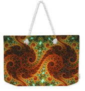 Dance Of Flames Weekender Tote Bag
