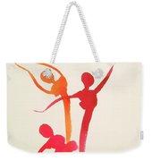 Dance Of Joy Weekender Tote Bag