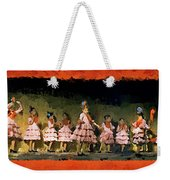 Dance Of La Ninos Weekender Tote Bag