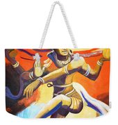 Dance Of Shiva Weekender Tote Bag