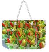 Dance Of The Appetizers Weekender Tote Bag