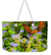 Dance Of The Butterflies Weekender Tote Bag