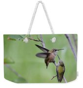 Dance Of The Calliopes Weekender Tote Bag