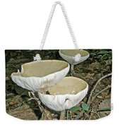 Dance Of The Mushrooms Weekender Tote Bag