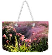 Dance Of The Orchids Weekender Tote Bag