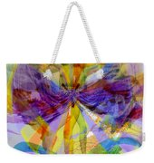 Dance Of The Rainbow  Weekender Tote Bag