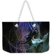 Dance Of The Universe Weekender Tote Bag