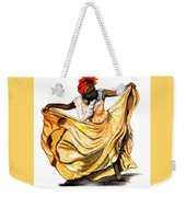 Dance The Belair Weekender Tote Bag