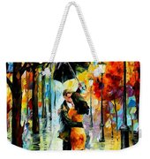 Dance Under The Rain Weekender Tote Bag