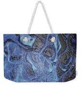 Dancer In Blue Weekender Tote Bag