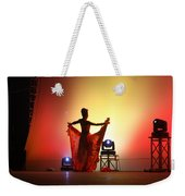 Dancer In The Shadows Weekender Tote Bag