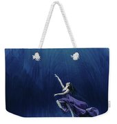Dancer In The Water  Weekender Tote Bag