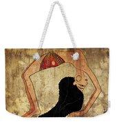 dancer of Ancient Egypt Weekender Tote Bag