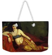 Dancer Of Delhi Betalo Rubino 1916 Weekender Tote Bag