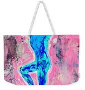 Dancer One Inverted Weekender Tote Bag