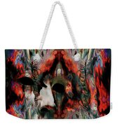 Dancer, The Watcher And The Mirror Weekender Tote Bag