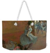 Dancers Ascending A Staircase Weekender Tote Bag