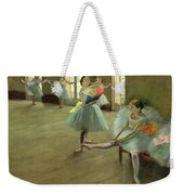 Dancers In The Classroom Weekender Tote Bag