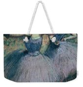 Dancers In Violet  Weekender Tote Bag