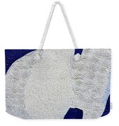 Dancing Bird Weekender Tote Bag