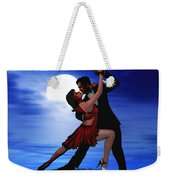 Dancing By Moonlight Weekender Tote Bag