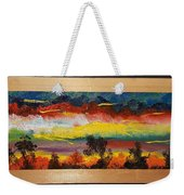 Dancing Colors     102 Weekender Tote Bag