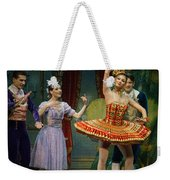 Dancing Doll Weekender Tote Bag