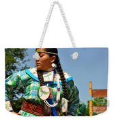 Dancing Dragonfly Weekender Tote Bag