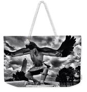 Dancing Eagle  Weekender Tote Bag