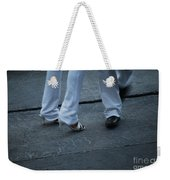 Dancing Feet At The Dominican Republic Son Party Number Two Weekender Tote Bag
