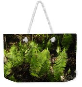 Dancing Ferns Weekender Tote Bag