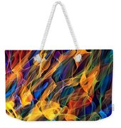 Dancing Flames Weekender Tote Bag