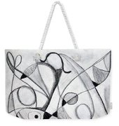 Dancing For Joy Weekender Tote Bag