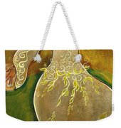 Dancing Her Prayers Weekender Tote Bag by Shiloh Sophia McCloud