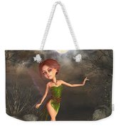 Dancing In The Moonlight Weekender Tote Bag