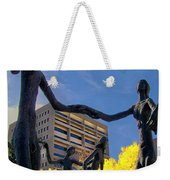 Dancing In The Park Weekender Tote Bag