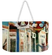 Dancing In The Street Weekender Tote Bag