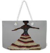 Dancing Lady Weekender Tote Bag