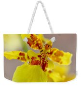 Dancing Lady Orchid Weekender Tote Bag