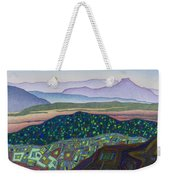 Dancing Light Of Northern New Mexico Weekender Tote Bag