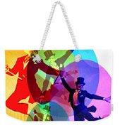 Dancing On Air Weekender Tote Bag