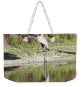 Dancing On The Pond Weekender Tote Bag