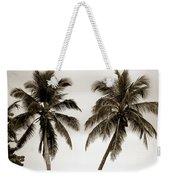 Dancing Palms Weekender Tote Bag