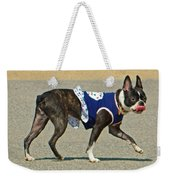 Dancing The Two Step At The Tidal Basin Weekender Tote Bag