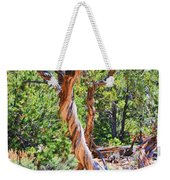 Dancing Trees Weekender Tote Bag