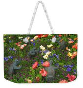 Dancing Turtles Weekender Tote Bag