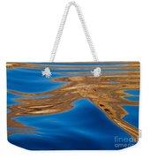 Dancing Water Weekender Tote Bag