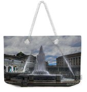 Dancing Waters Weekender Tote Bag