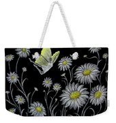 Dancing With Daisies Weekender Tote Bag