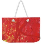 Dancing With Fire Rainbow Soul Collection Weekender Tote Bag